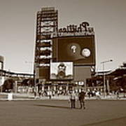 Citizens Bank Park - Philadelphia Phillies Poster