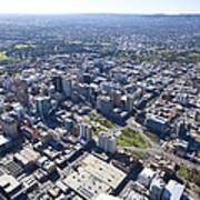 City Center, Adelaide Poster