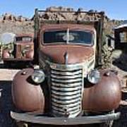 Eldorado Canyon Auto Show Poster
