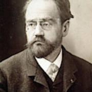 Emile Zola (1840-1902) Poster