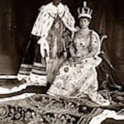 George V (1865-1936) Poster