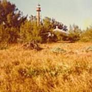 Lighthouse Landscape Poster
