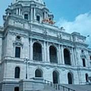 Minnesota State Capitol Poster