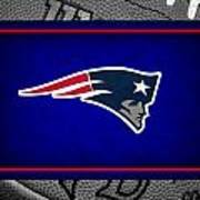 New England Patriots Poster