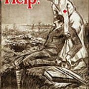 Red Cross Poster, C1917 Poster