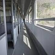 Train Wagon Poster