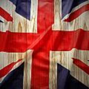 Union Jack  Poster by Les Cunliffe