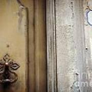 6 With Doorknocker Poster