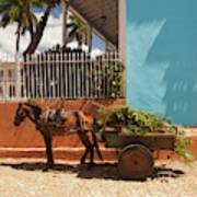 Cuba, Sancti Spiritus Province Poster