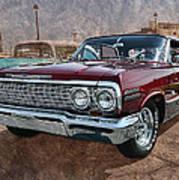 '63 Impala Poster