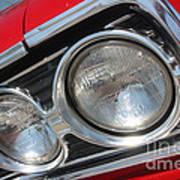 65 Malibu Ss 7802 Poster