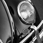 '65 Vw Beetle Poster