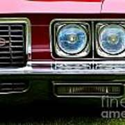 Buick Riviera  Poster