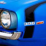 69 Camaro Poster