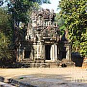 Angkor Thom Poster