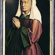 Eyck, Jan Van 1390-1441 Eyck, Hubert Poster