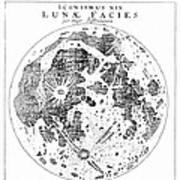 Johannes Kepler (1571-1630) Poster