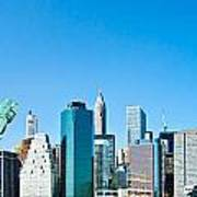 Manhattan - New York City Poster