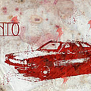 71 Pinto Poster