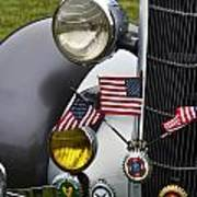 Classic Dodge Poster