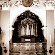 Abruzzo, Aquila, Sulmona, Chiesa Dell Annunziata Poster