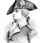 Anthony Wayne (1745-1796) Poster