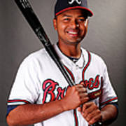 Atlanta Braves Photo Day Poster