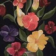 Blooms Of Spring Poster
