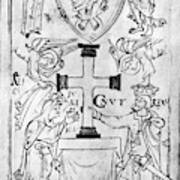 Canute I (c995-1035) Poster