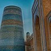 Chiva- Uzbekistan Poster