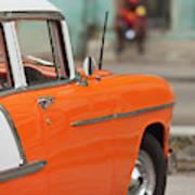 Cuba, Havana, Havana Vieja, Morning Poster