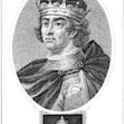 Edward I (1239-1307) Poster