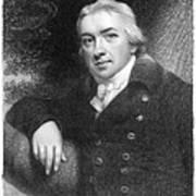 Edward Jenner (1749-1823) Poster
