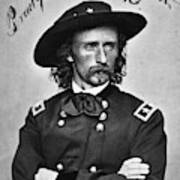 George Custer (1839-1876) Poster