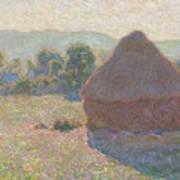Haystacks Poster