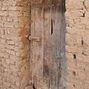 Mud Brick Village Poster
