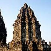 Prambanan Temple In Indonesia Poster