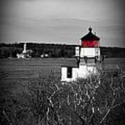 Squirrel Point Lighthouse Poster