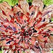 Mann Flowers Poster