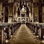 Basilica Of Saint Mary Poster