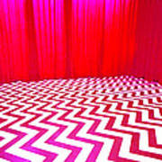 Black Lodge Poster