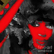 Empires Naomi Campbell Camilla Poster