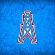 Houston Oilers Poster
