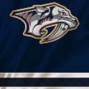 Nashville Predators Poster