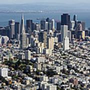 San Francisco, California Ca Poster