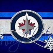 Winnipeg Jets Poster