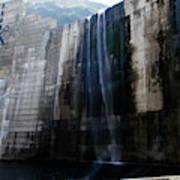 A Banksy Inspired Graffiti Art Poster