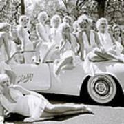 Inspirational Marilyn Poster