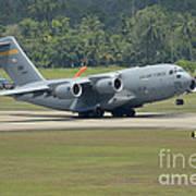A Boeing C-17 Globemaster IIi Poster