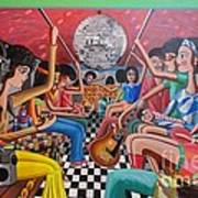 A Boogie Jeepney Ride Poster
